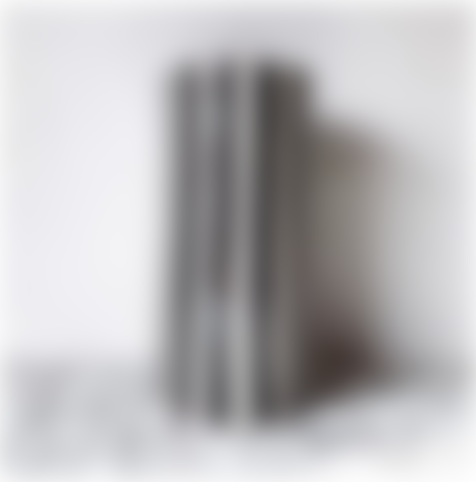 Casa Cubista Vaso Stripes Tall Bianco E Nero