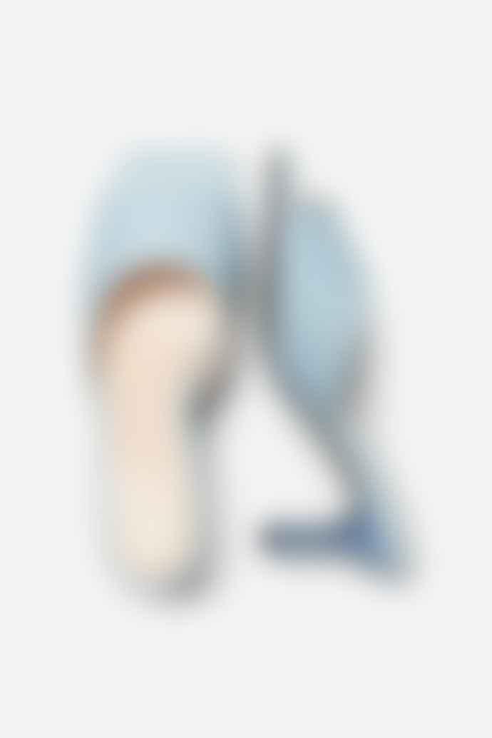 Selected Femme Arctic Ice Ashley Snake Mule