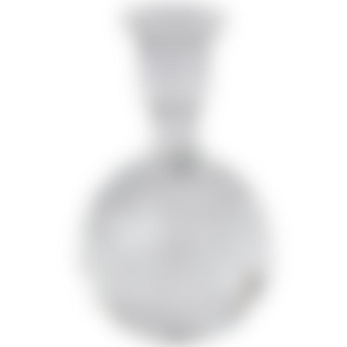 eja international Glass Candle Holder Clear