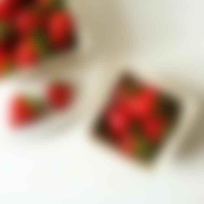 Berylune Ceramic Berry Basket