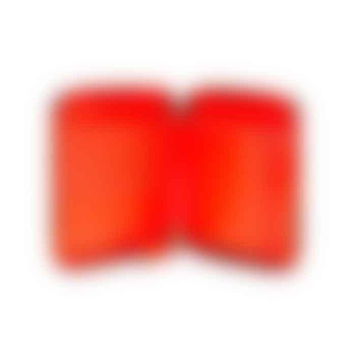Comme Des Garcons CDG Wallet Fluo Squares Blue/Orange (SA2100FS)