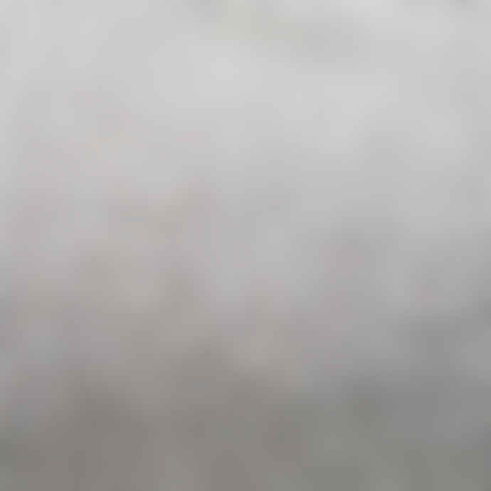 Greengrove Weavers Jacob Wool Thick Chevron Weave Blanket - Grey