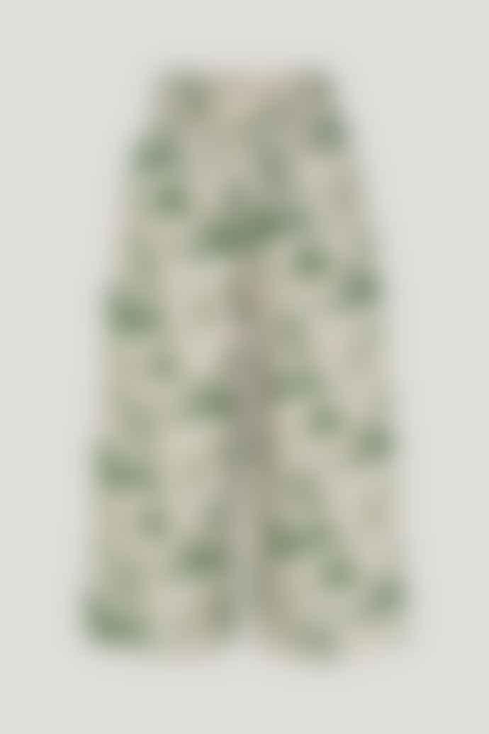 Baum und Pferdgarten Culotte Nobi Habor Scape Green