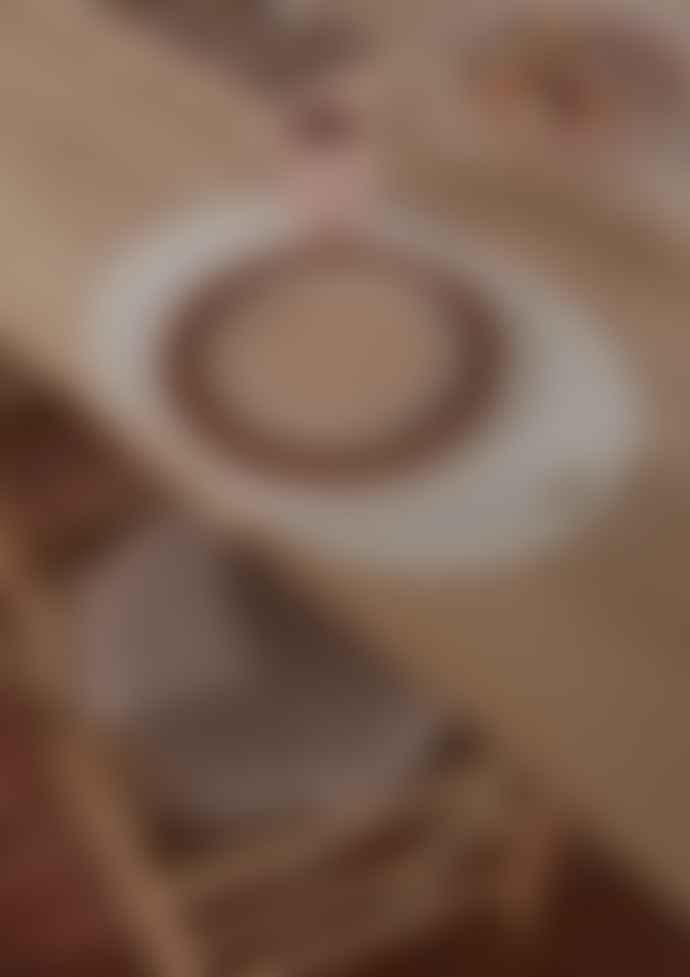 OYOY Toppu Cake Stand | Small | Caramel & Rose