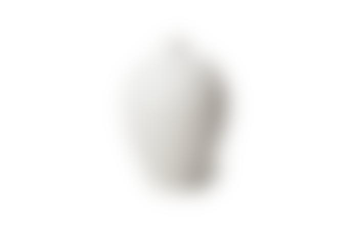 Lindform Large White Ebba Vase