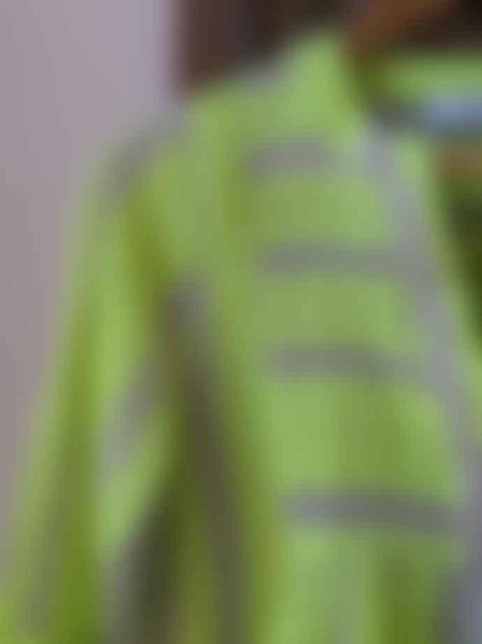 Devotion Twins Ella Neon Lime Embroidered Dress