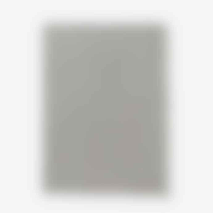 Elvang Organic Cotton Throw In Grey
