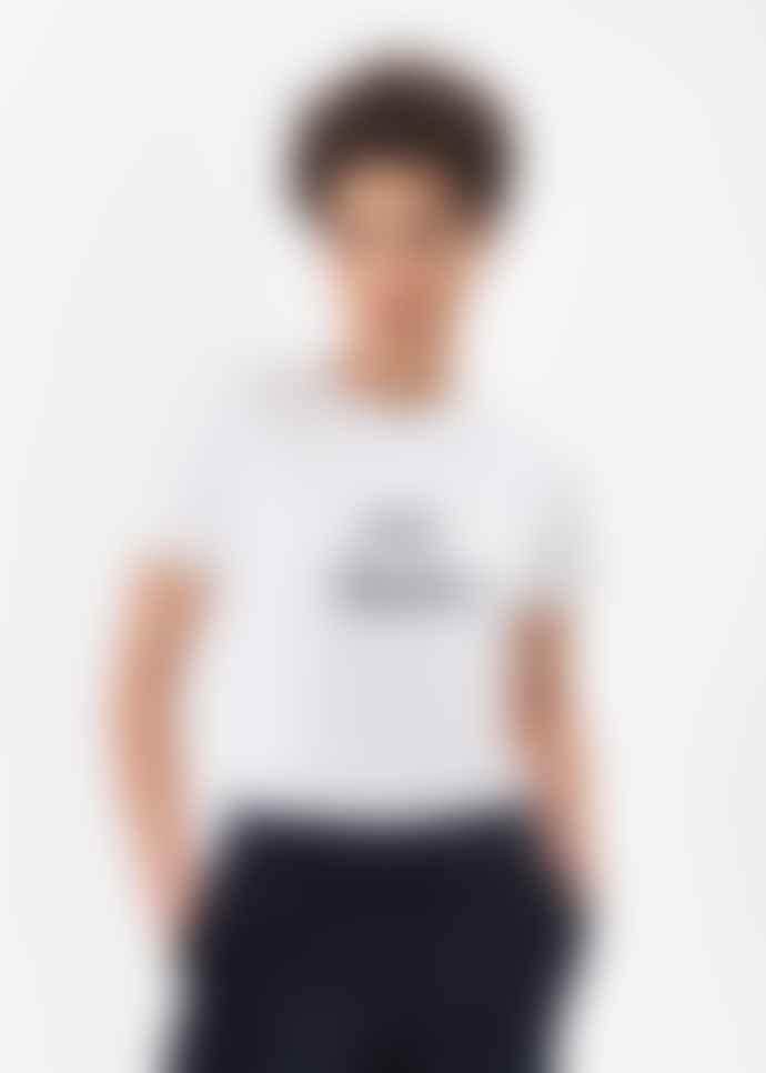 Bella Freud  Art Dealer White T Shirt