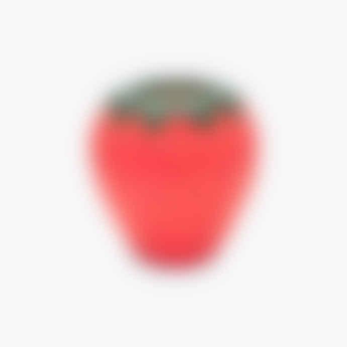 Ban.do Strawberry Field Vase