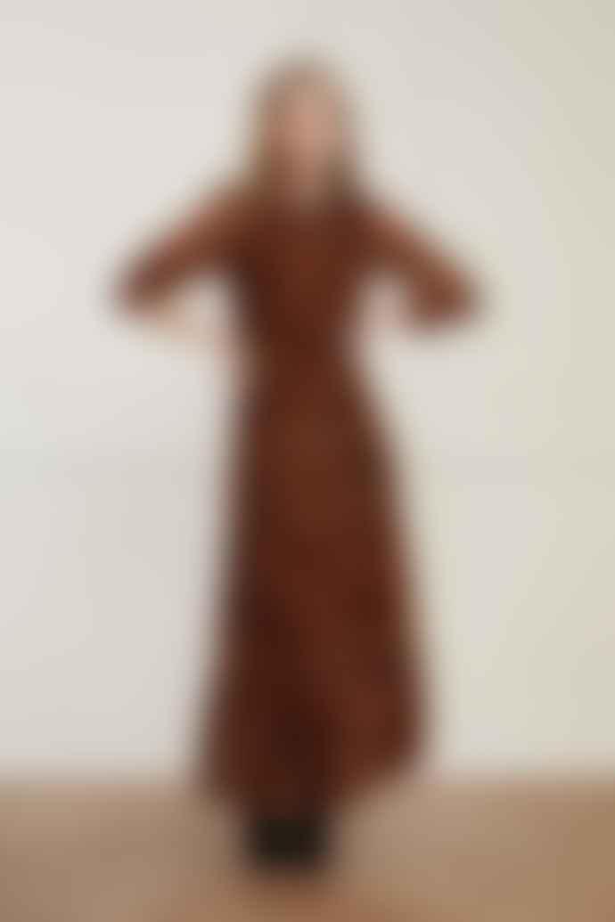 Fabienne Chapot Ruby Dress Leopatra