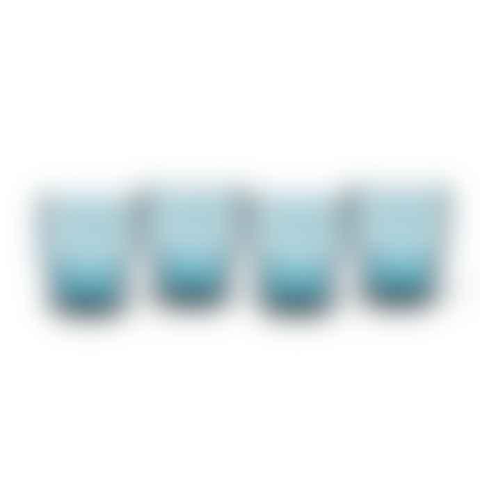 Pols Potten Bubbles Tumbler Set Blue