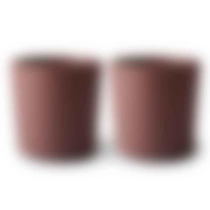 Mushie Woodchuck Cups
