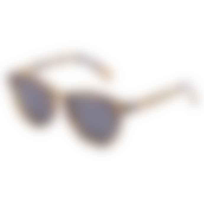 Le Spec Bandwagon Tort Sunglasses