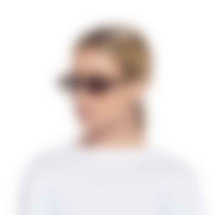 Le Spec Outta Love Tort Sunglasses