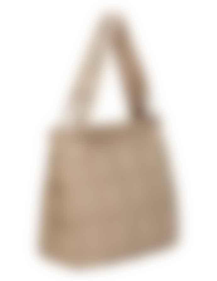 esmé studios Naja Quilt Bag Tannin Brown