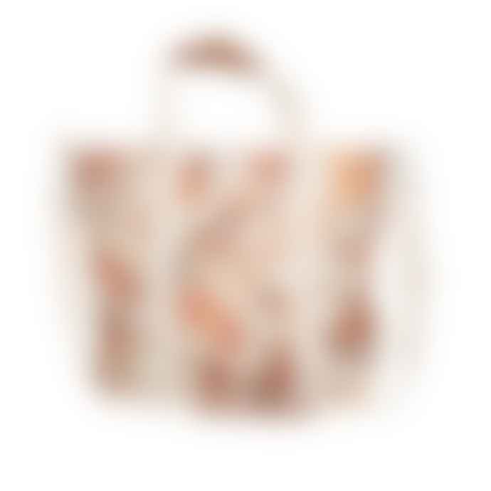 BUSINESS AND PLEASURE Cooler Tote Bag Paisley Bay
