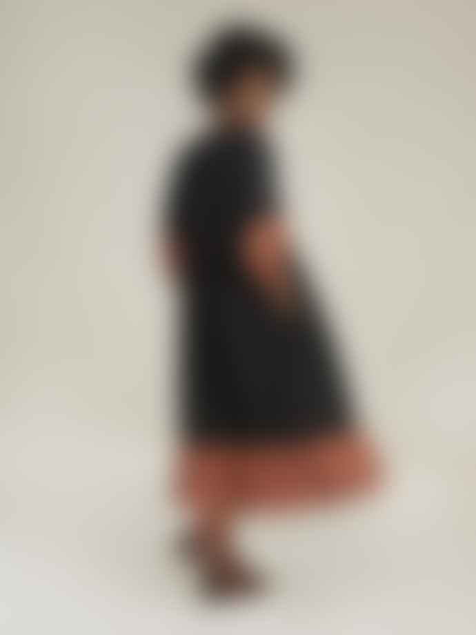 Sideline Wyeth Dress In Black