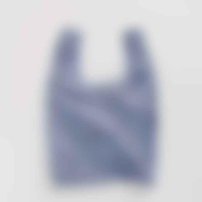Baggu Blue Cheetah Reuseable Carrier Bag