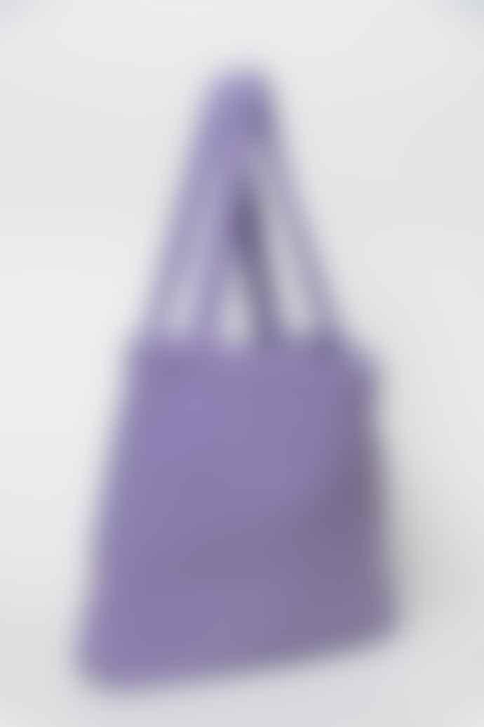 Studio Noos Lilac Chunky Teddy Mom Bag