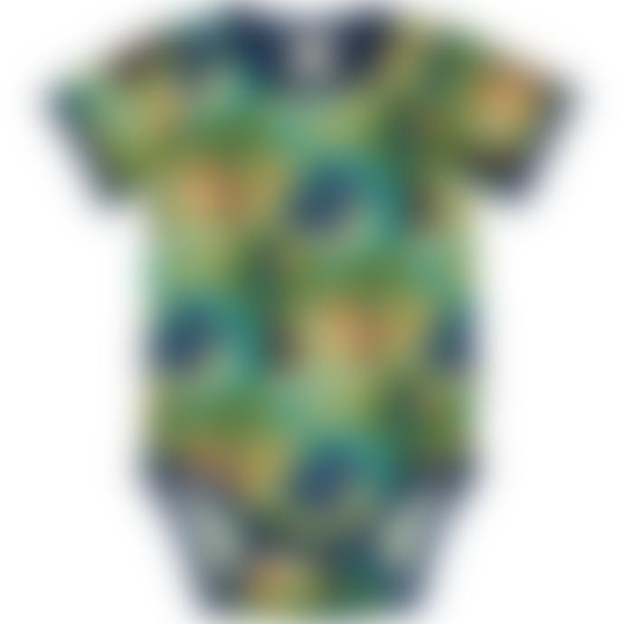 Maxomorra  Jungle Short Sleeve Body