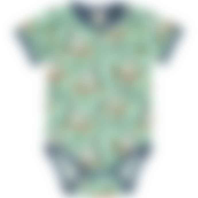 Meyadey Maki Jungle Short Sleeve Body