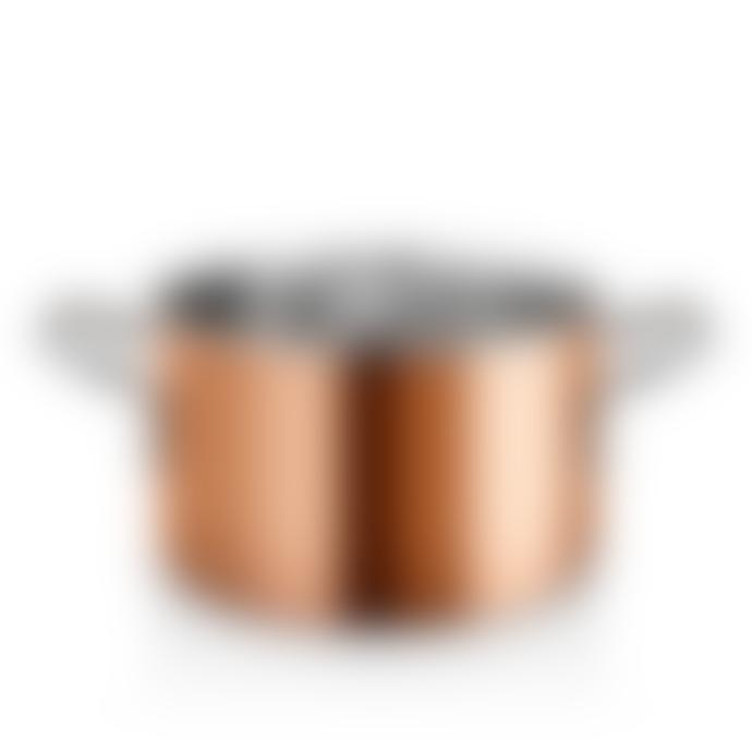 Eva Solo Saucepan Copper 3.9L