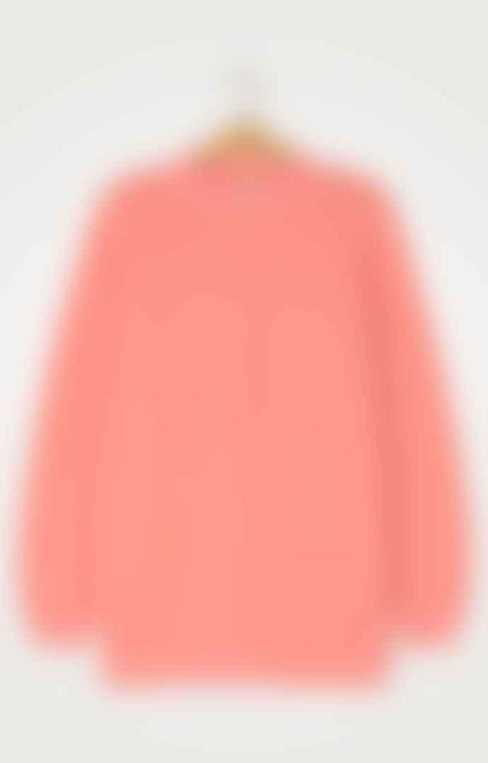American Vintage Ikatown Sweater In Petunia