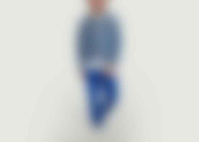Nudie Jeans Bobby Blue Tribe Denim Jacket