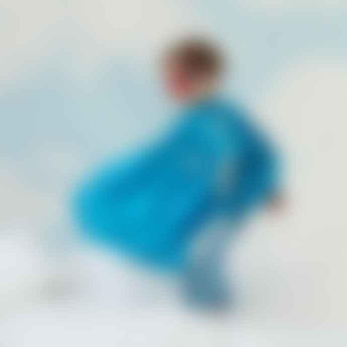 Meri Meri Blue Superhero Costume