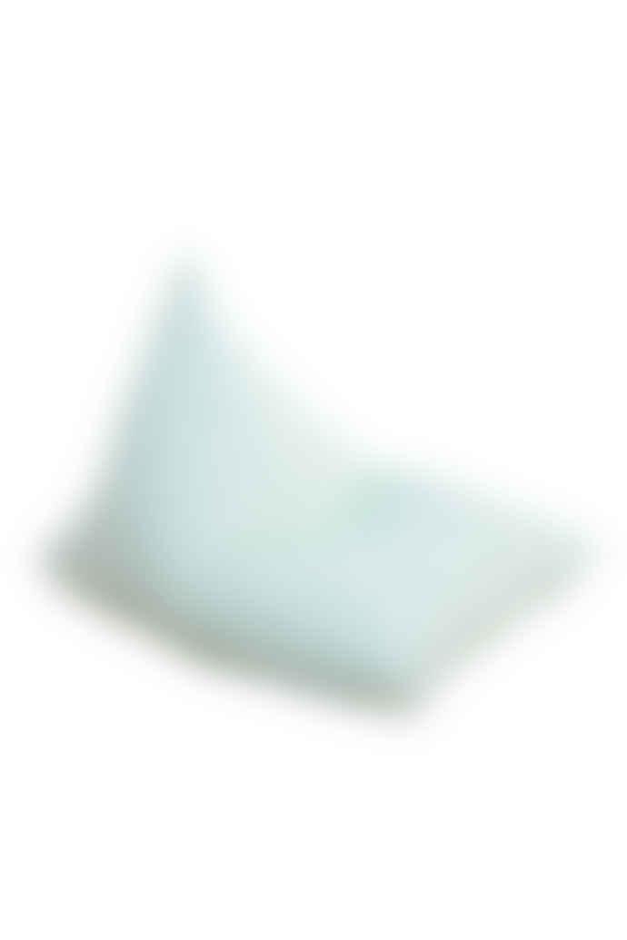wigiwama Mint Herringbone Bean Bag