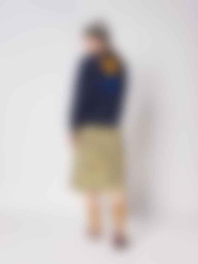 Bobo Choses Wool Mix Geometric Cardigan