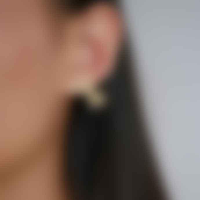 Enamel Copenhagen Lune Earrings