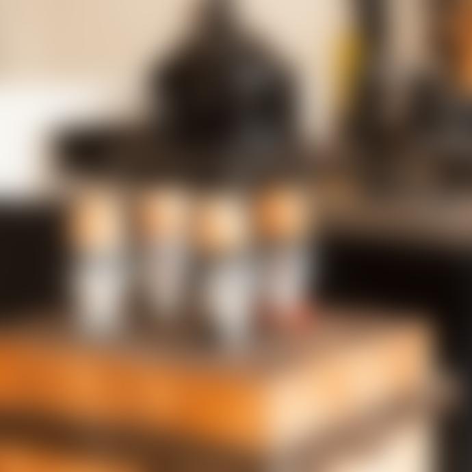 Kitsch Kitchen Carlos + Marisol Eggcups B+W