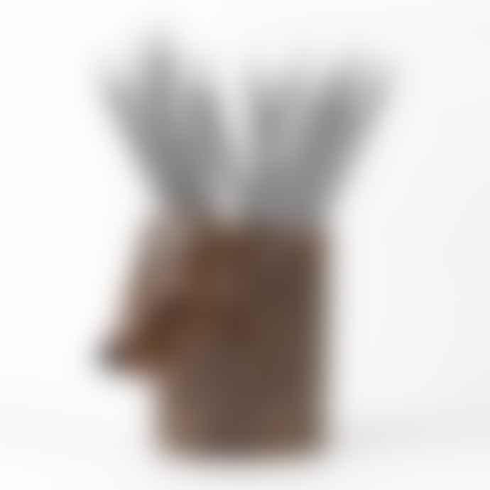 Quail Ceramics Hedgehog Pencil Pot