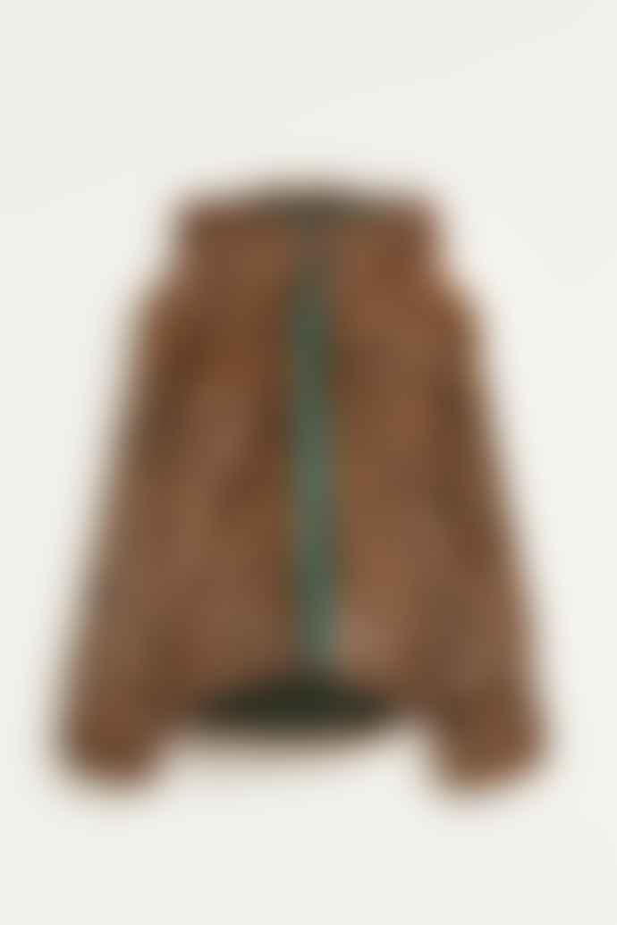 Bellerose Dark Green Apache Jacket