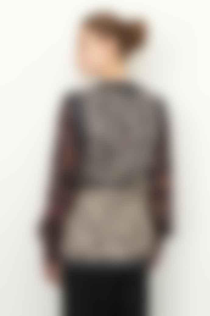 Second Female Annie Quilt Waistcoat Black