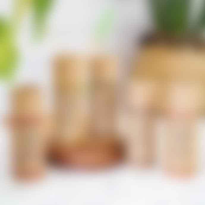 Battle Green Natural Deodorant Balm Lavender and Tea Tree