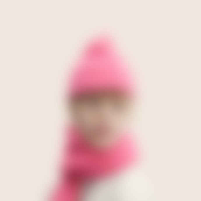 Le Bonnet Bubblegum Lambswool Beanie Unisex