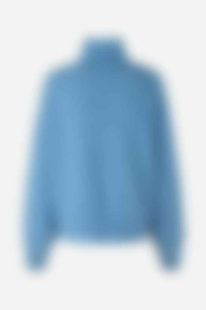 SamsoeSamsoe Nola Lichen Blue Melange Sweater