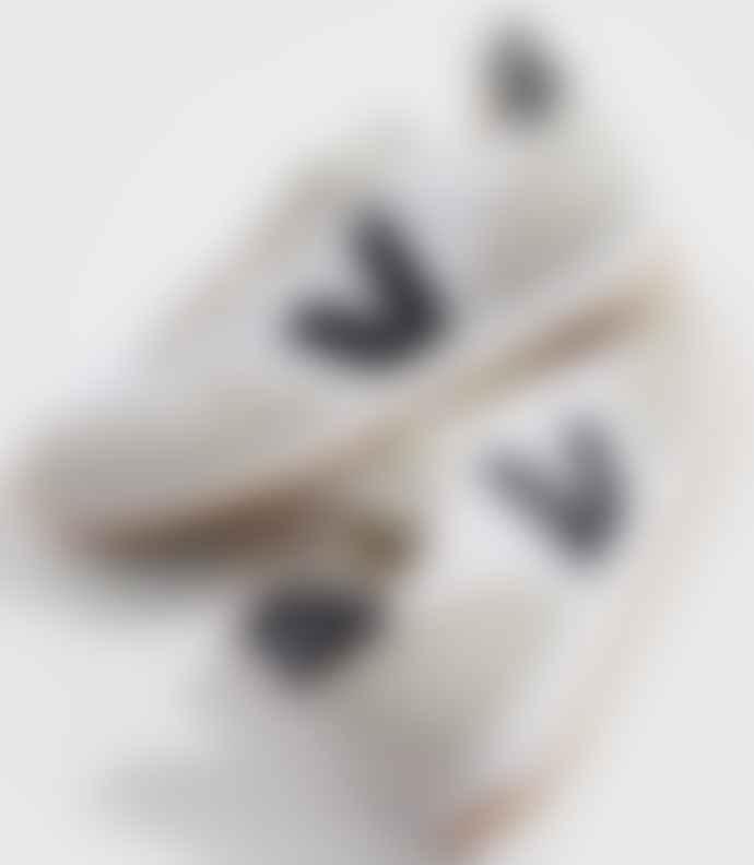 Veja SDU Rec Alveomesh White Black Natural Vegan Trainers