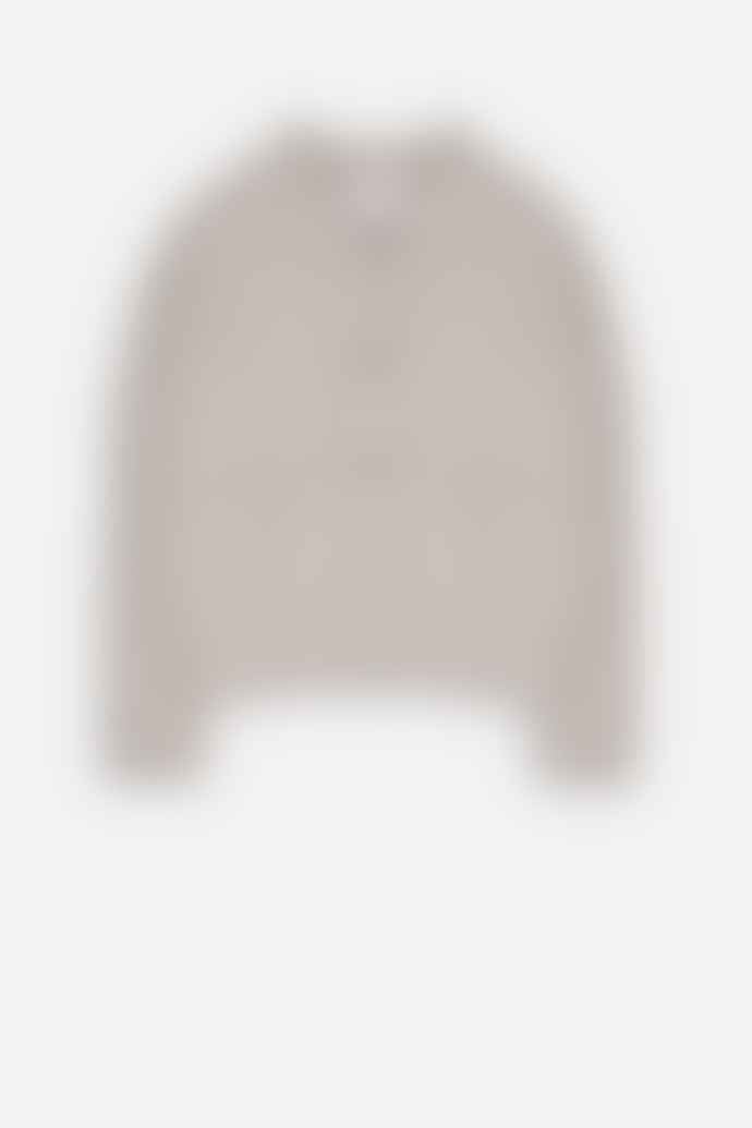 Rino and Pelle Bubbly Short Knitted Jacket