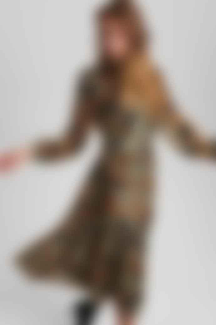 Numph Calixta Dress Cathay Spice