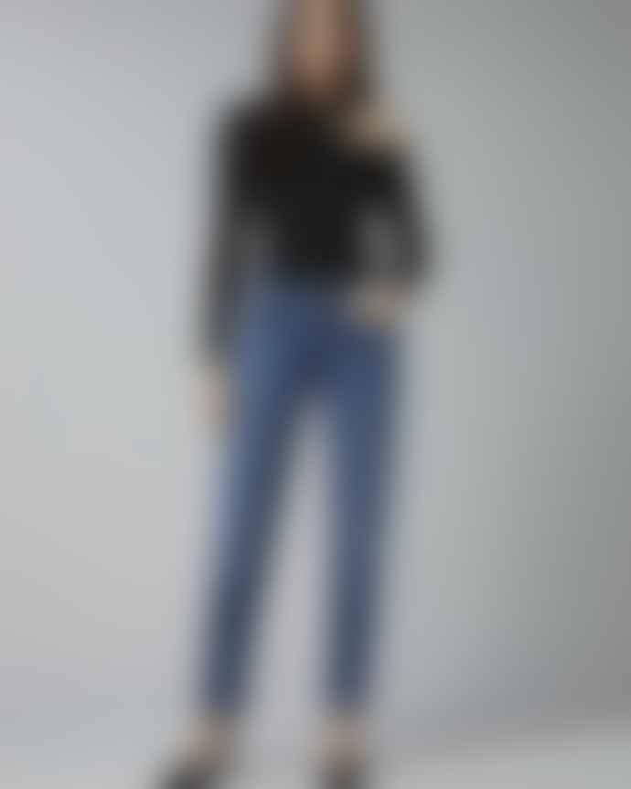 DL1961 Riley Boyfriend Jeans Seaborn