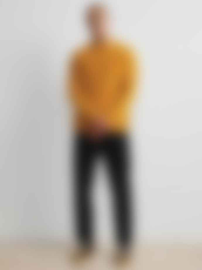 NN07 Edward Knit In Yellow
