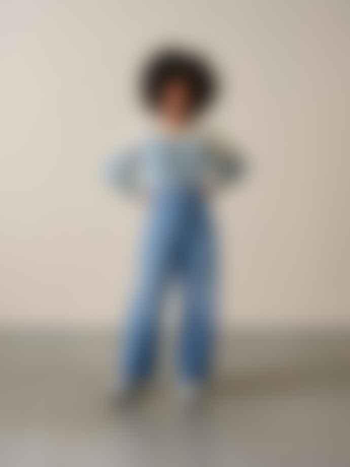Bellerose Masha T-Shirt Stripe Blue