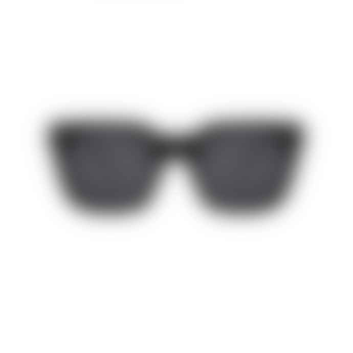 A.Kjaerebede  Nancy Black Sunglasses