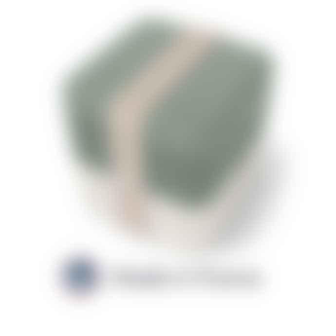 Monbento Bento Carre Vert Natural