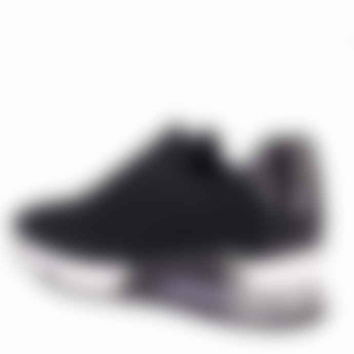 Ash Lucky Trainers Shoes in Black