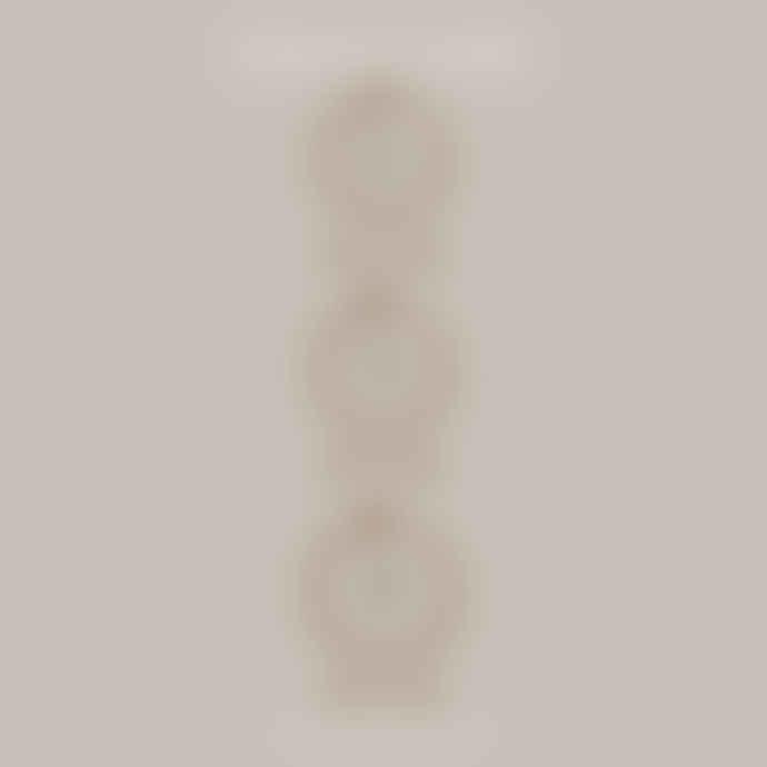 Nordic Muse Waterproof Skinny Croissant Ring, Forever Lasting Tarnish-Free 18k Gold