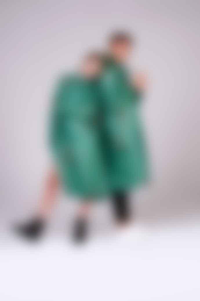 Rainkiss Rain Poncho - Stray Pixel